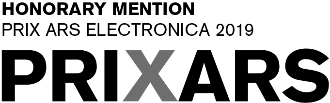 Prix Ars Electronica, Prixars, 2019, Honorary Mention