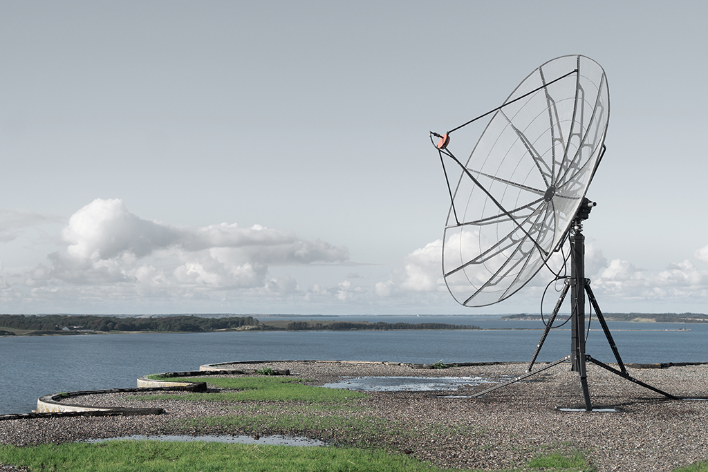 The Receiver, Christian Skjødt, Struer Tracks, sound installation, sound art