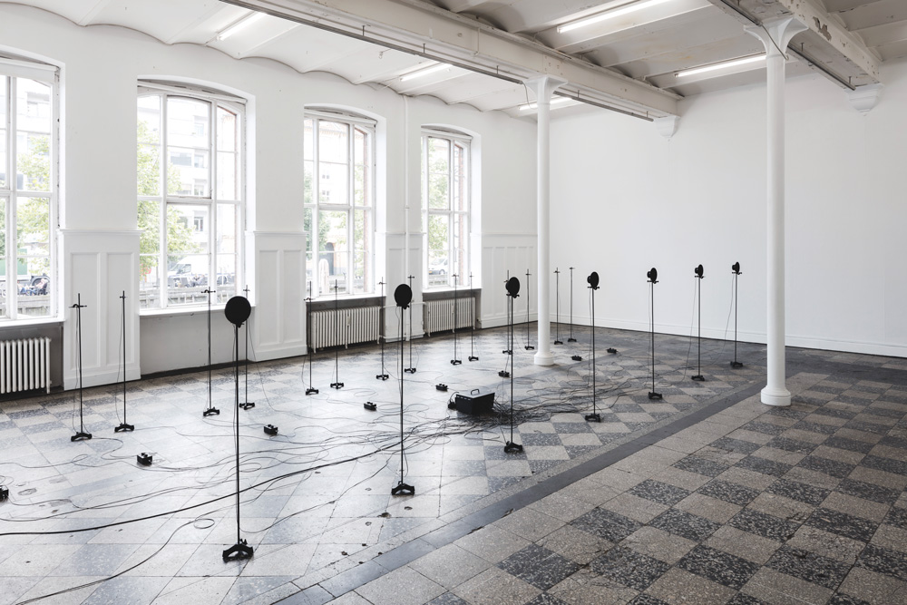 Christian Skjødt, sub, Refractions, Overgaden, Institute of Contemporary Art, Institut for Samtidskunst, installation view,