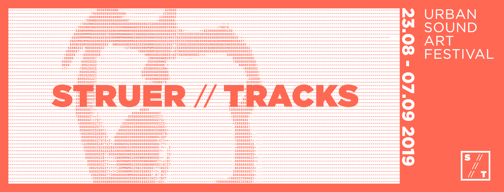 Struer Tracks, Urban Sound Art Festival